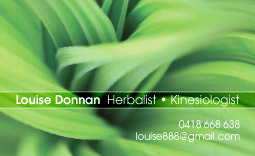 Louise Donnan therapist on Natural Therapy Pages