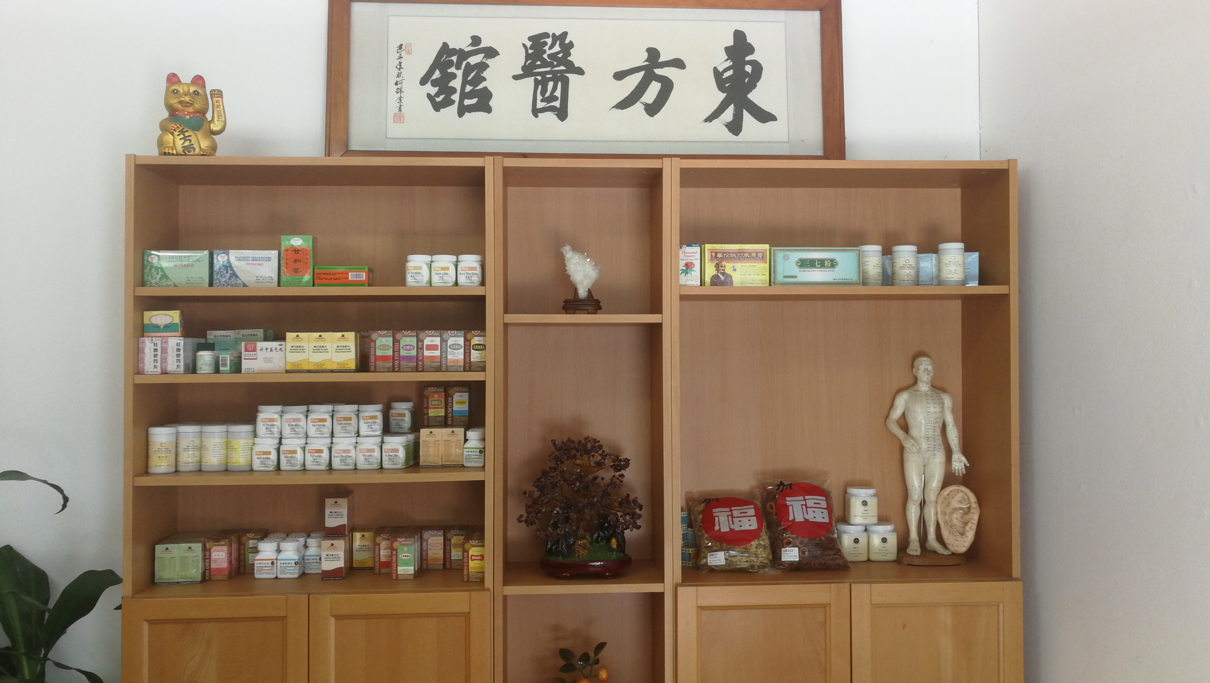Jacky Wang therapist on Natural Therapy Pages