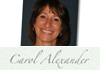 Carol Alexander therapist on Natural Therapy Pages