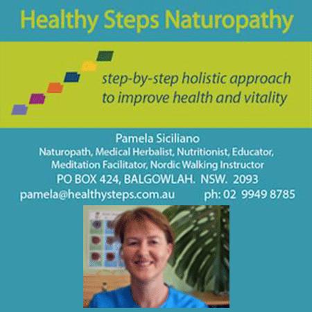 Healthy Steps Naturopathy