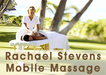 Rachael Stevens Mobile Massage therapist on Natural Therapy Pages
