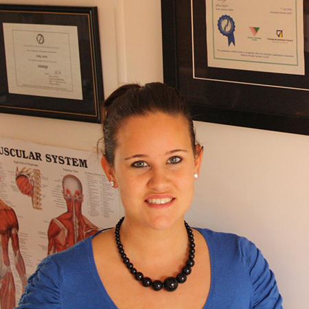 Kelly Lamb Naturopath therapist on Natural Therapy Pages