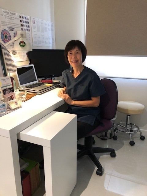 Tomoko Nakagiri therapist on Natural Therapy Pages