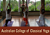 Australian College of Classical Yoga therapist on Natural Therapy Pages
