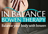 In Balance Bowen Therapy