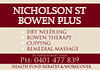 Nicholson St Remedial Massage therapist on Natural Therapy Pages