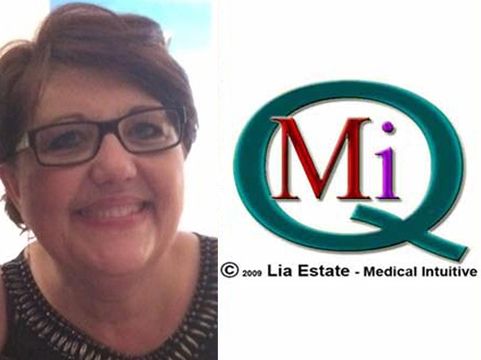 Lia Estate` Energy Healing Qua therapist on Natural Therapy Pages