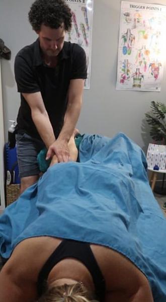Ben Eising Remedial Massage