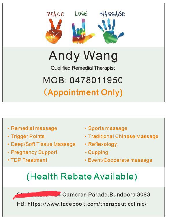 Andrew's Massage Clinic