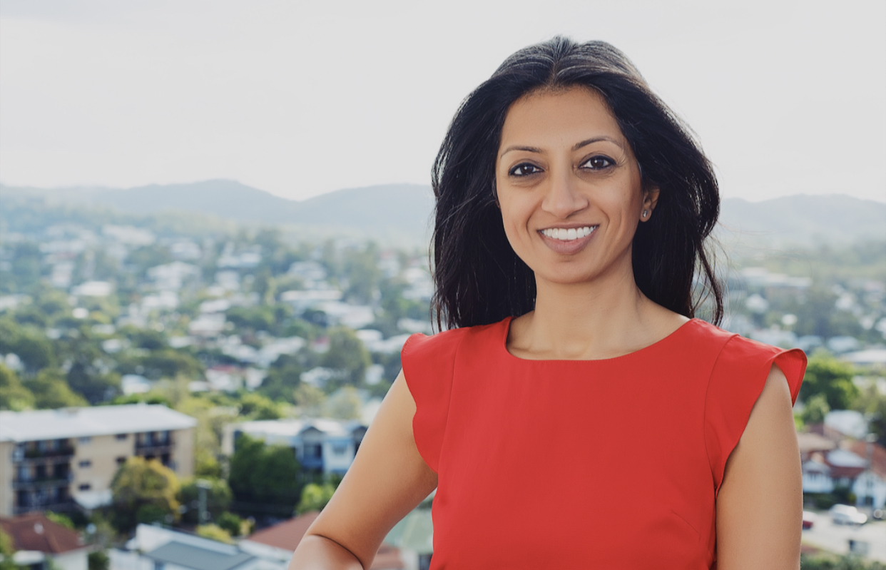 Bhavna Patel therapist on Natural Therapy Pages