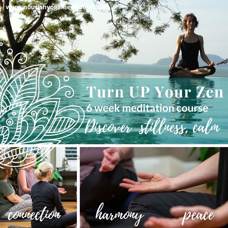 Nourish Yoga & Meditation