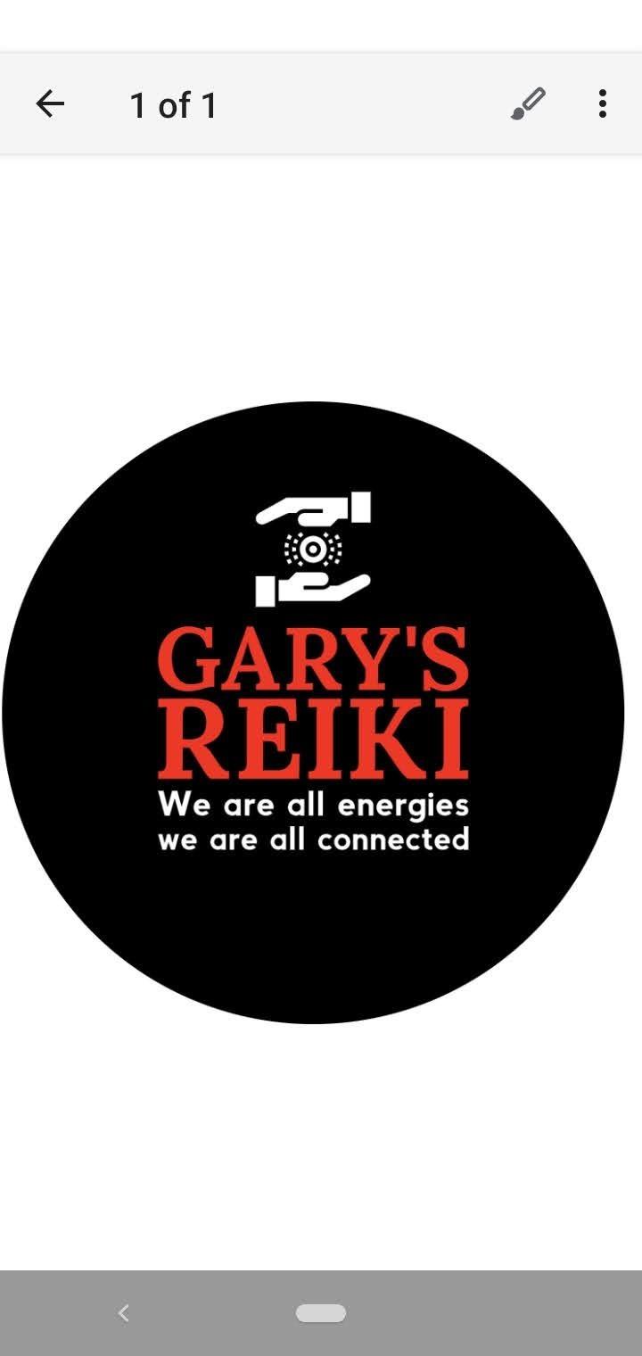 Gary's Reiki