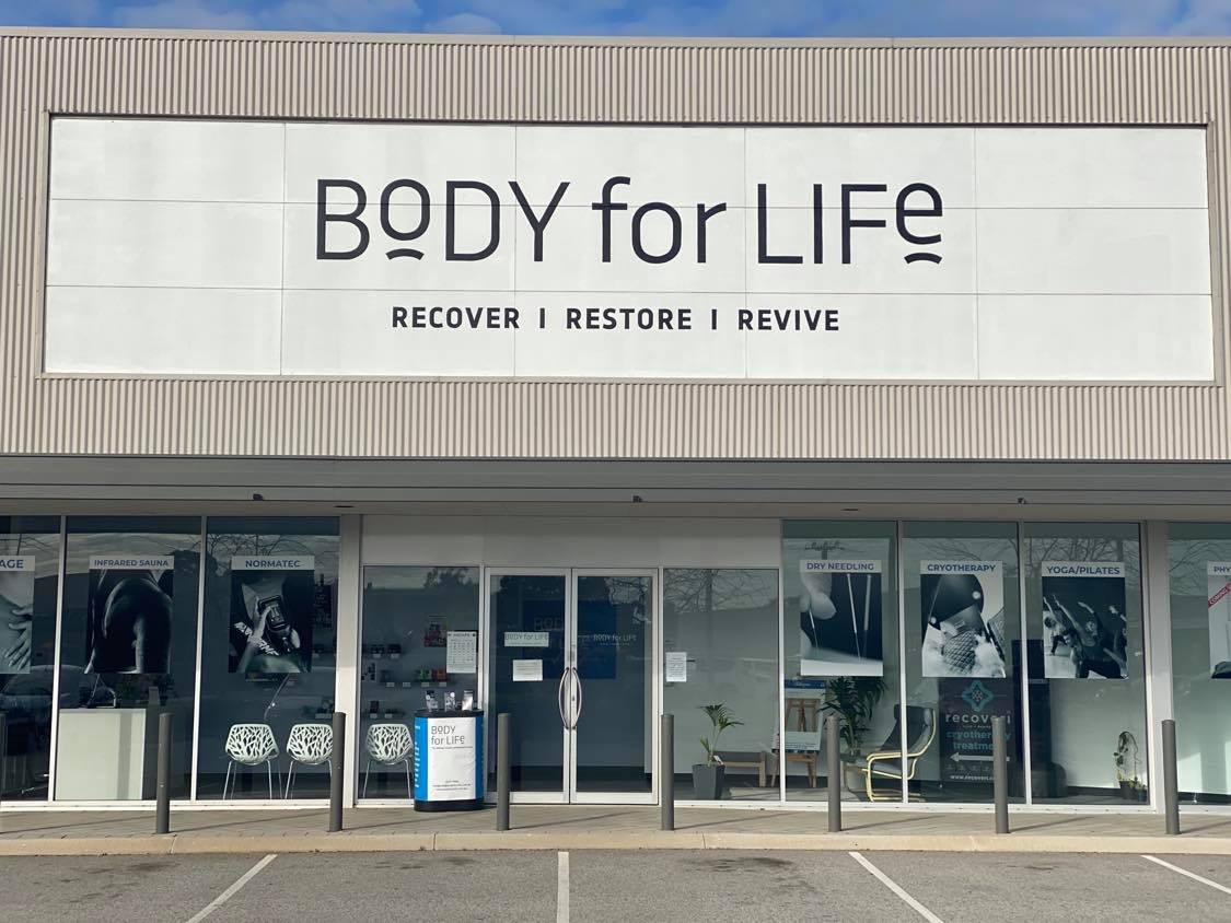 Body for Life therapist on Natural Therapy Pages