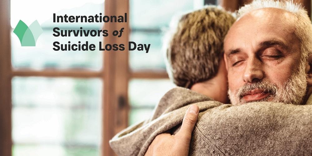 International Survivors of Suicide Loss Day 2019
