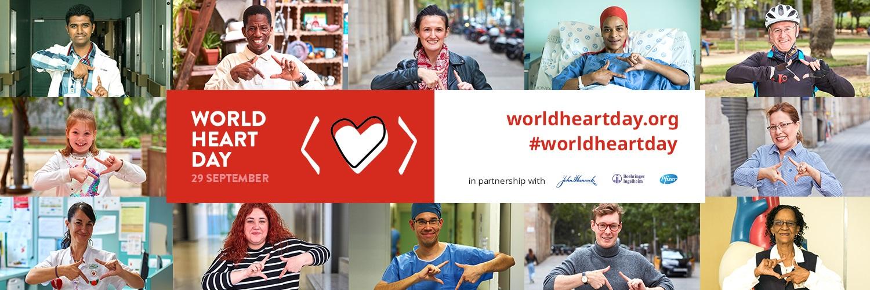 World Heart Day 2019