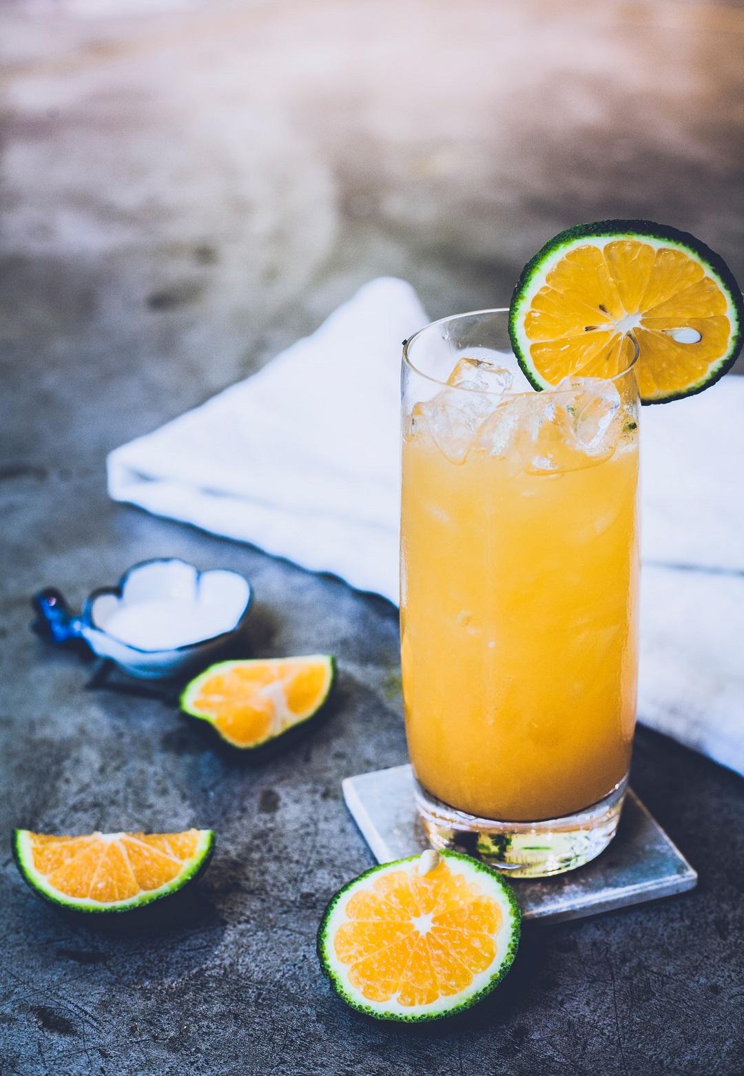Fresh fruit juice vs. reconstituted fruit juice