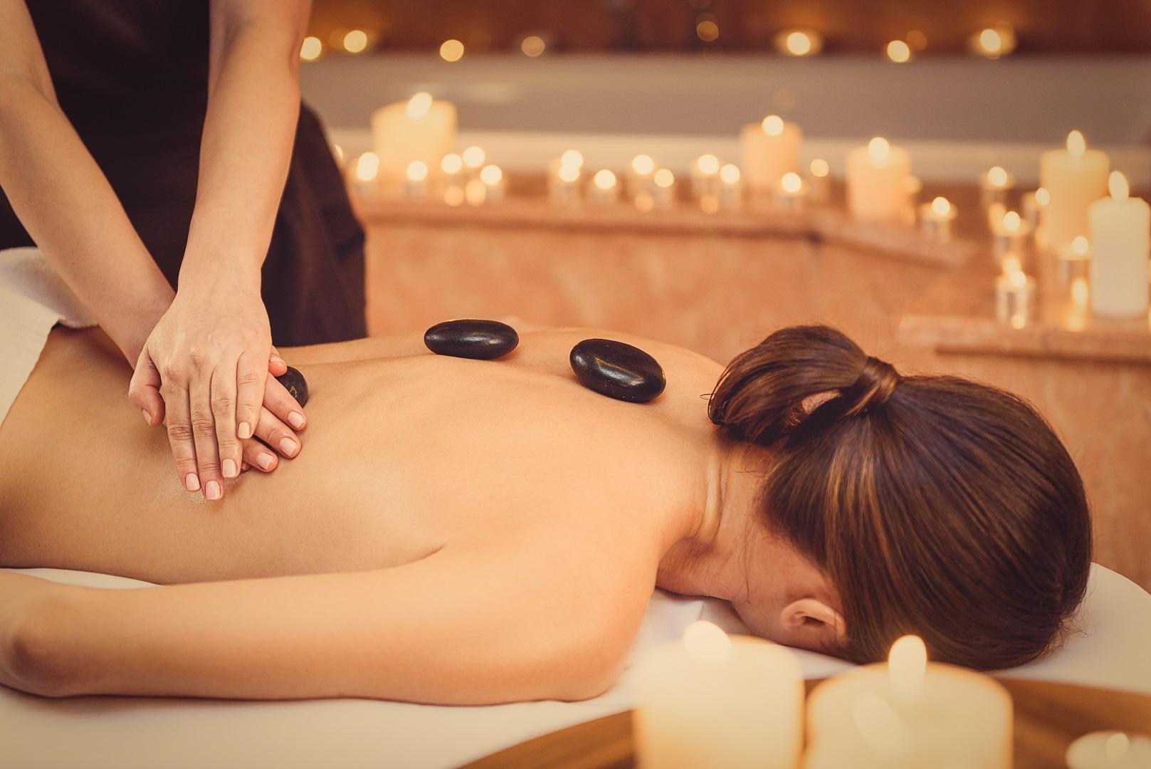 Stone therapy massage in Austra;oa