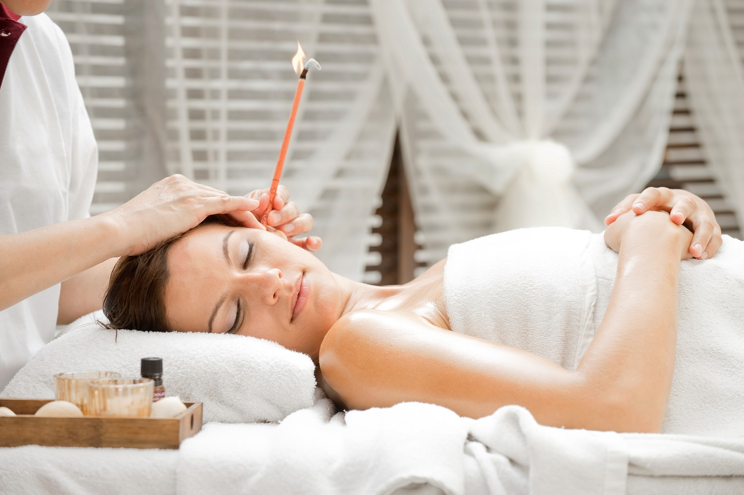 How much for ear candling?