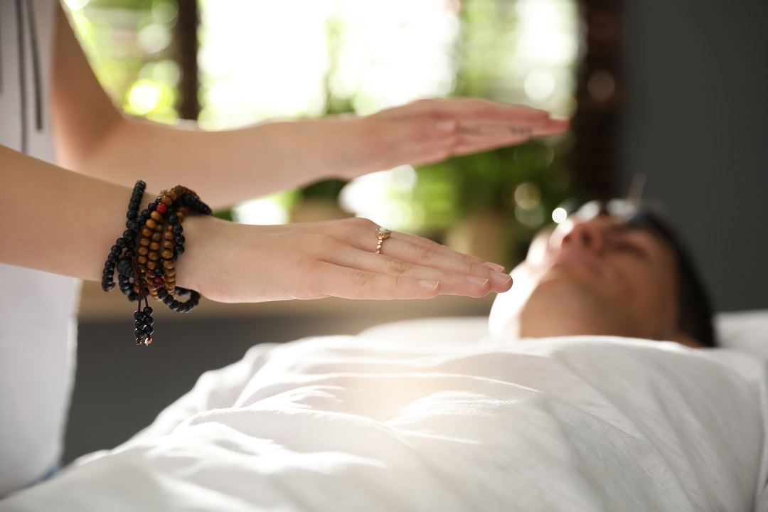 How much for an energy healing session