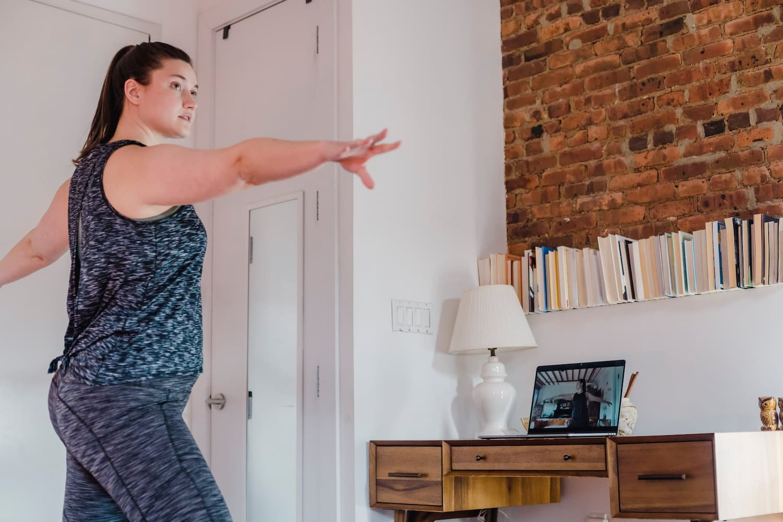 Online yoga in Australia