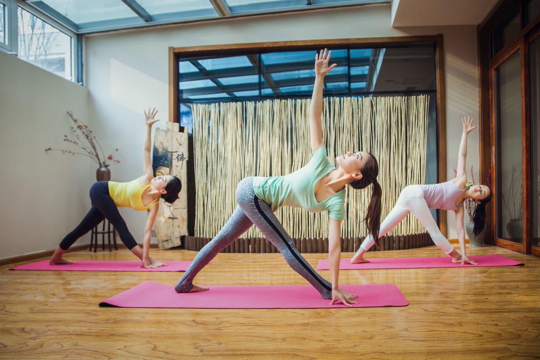 Rent a yoga studio in Australia