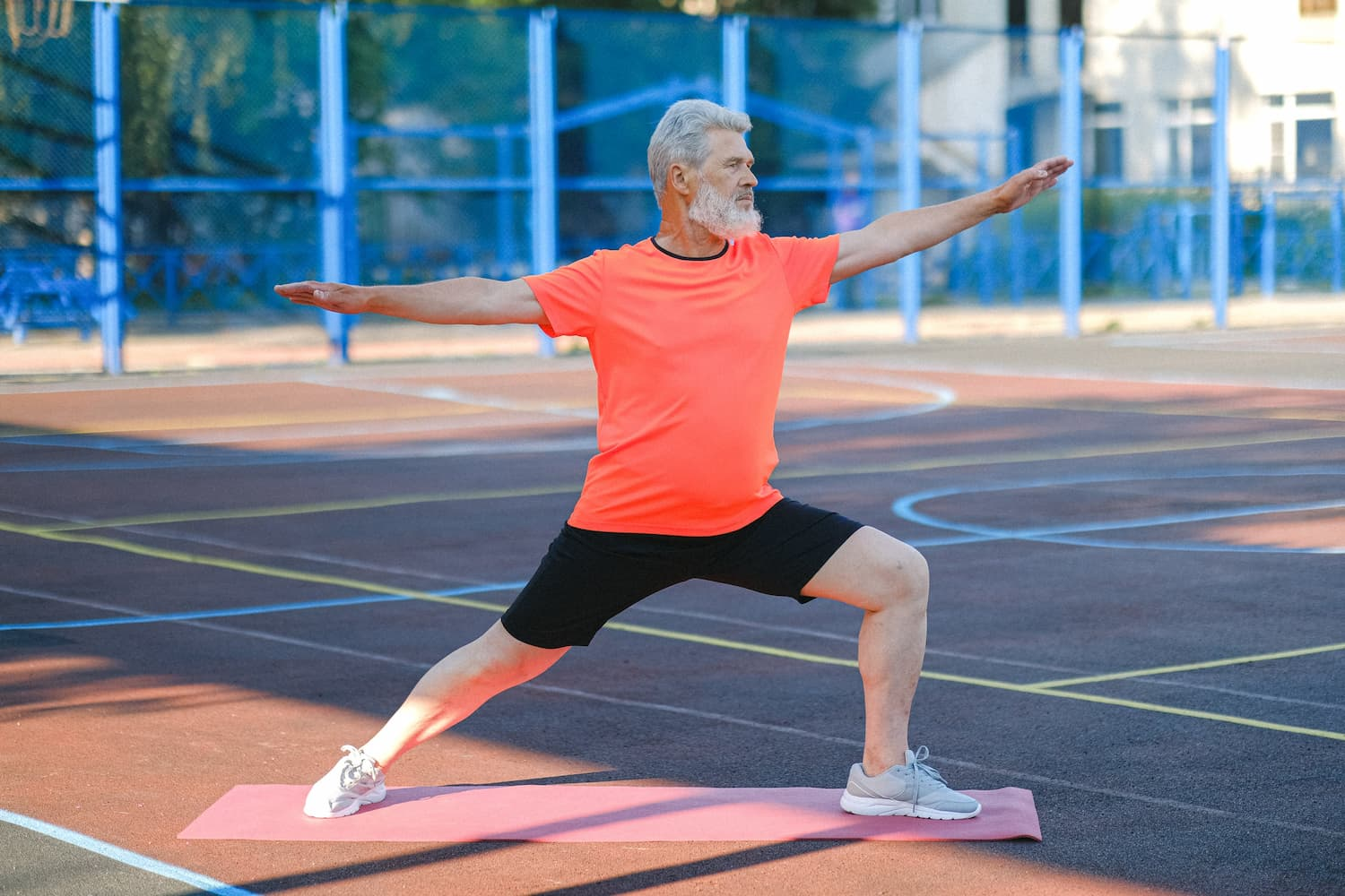 Physiotherapy for elders