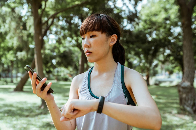 Wearable tech & outdoor activities