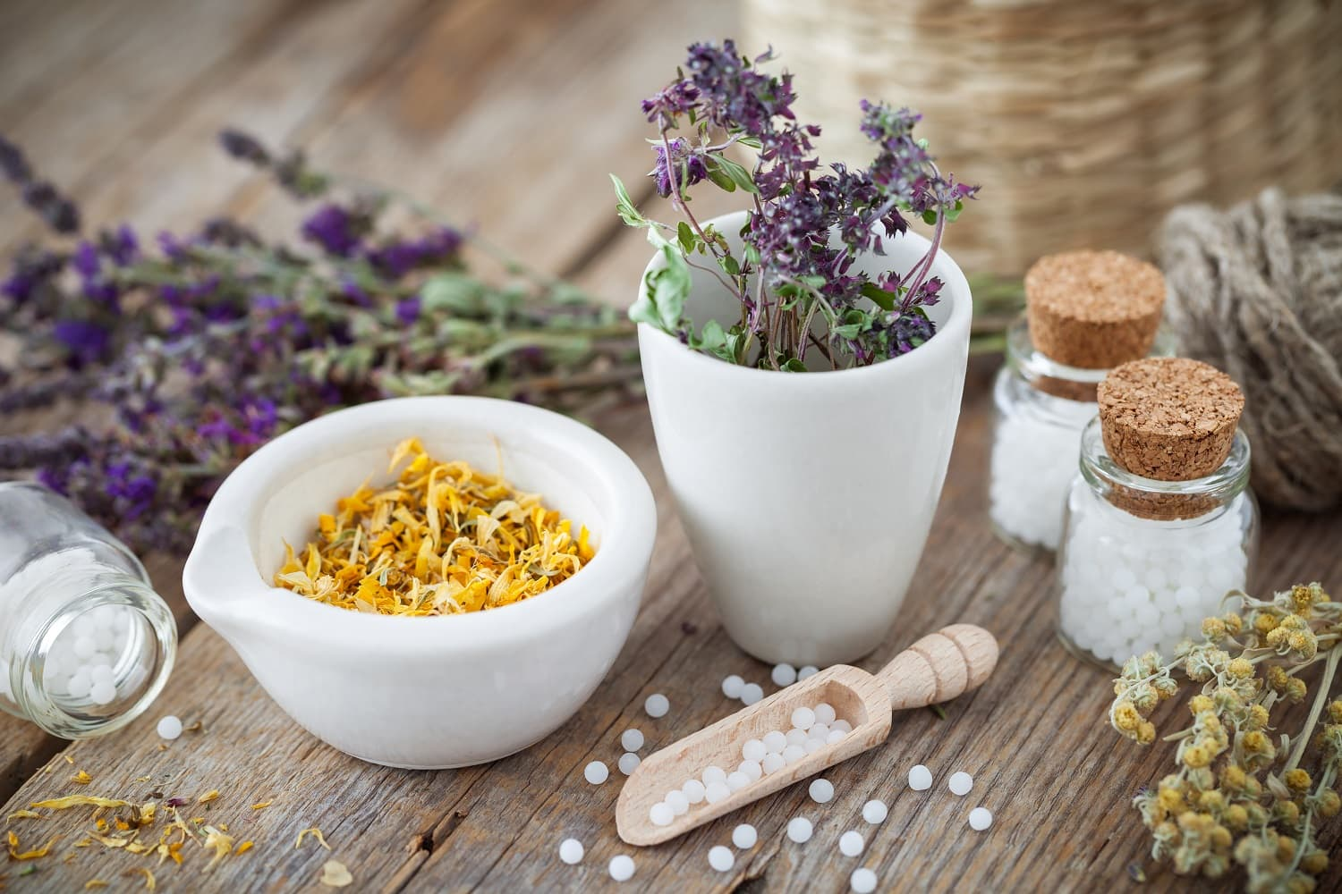 Homeopathy & conventional medicine