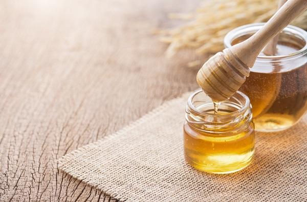 Honey as a natural antiseptic