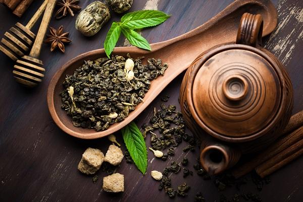 Tea as Natural Antiseptic