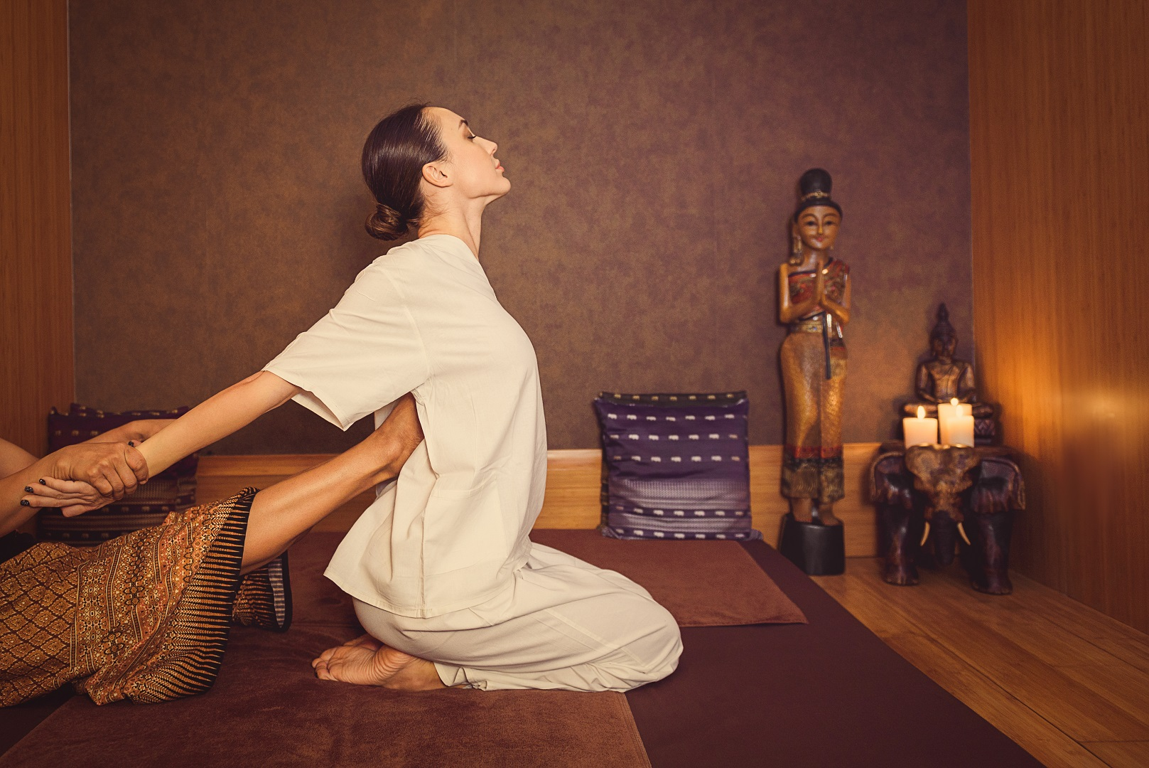 Thai Massage Courses in Australia