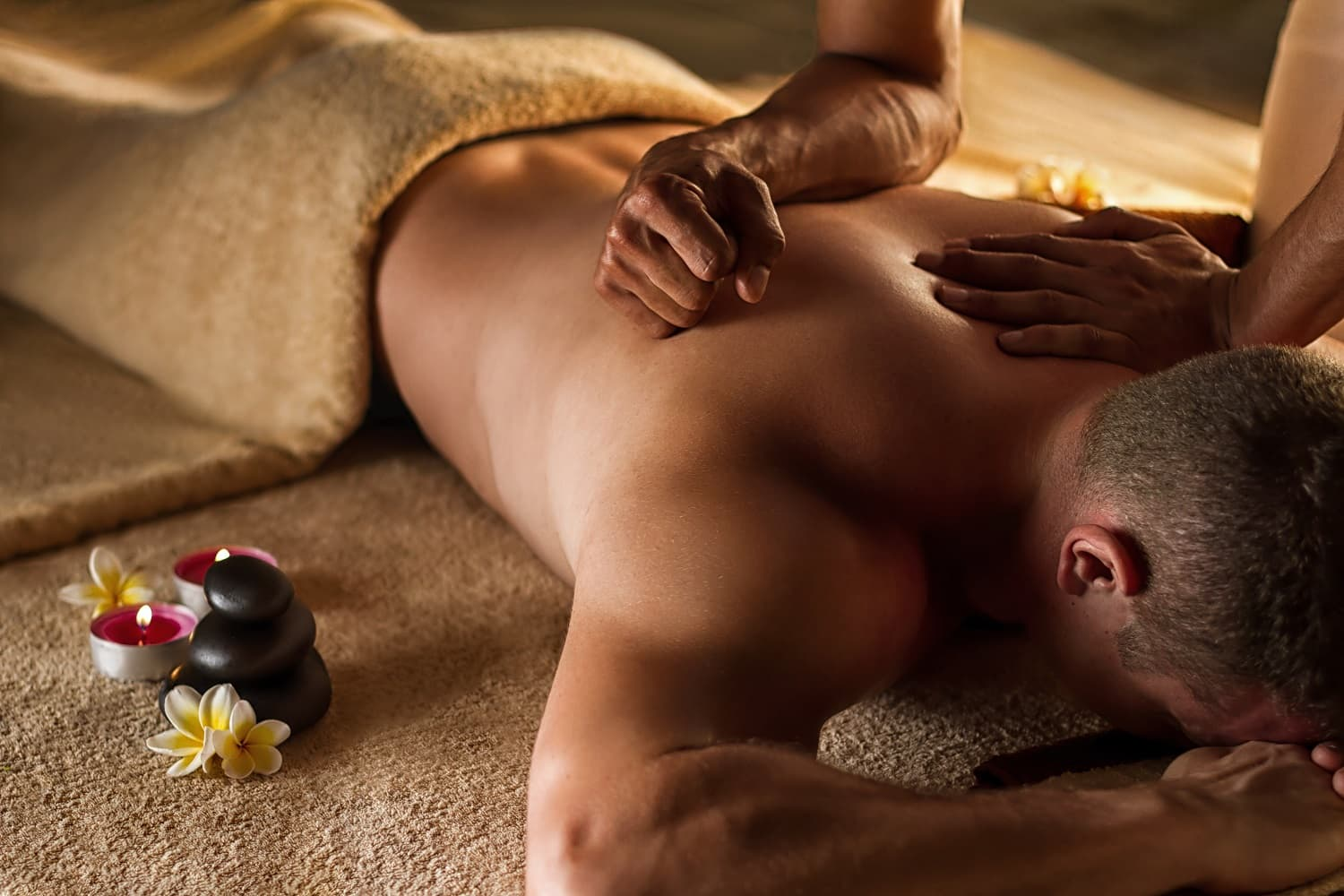 What is deep tissue massage?
