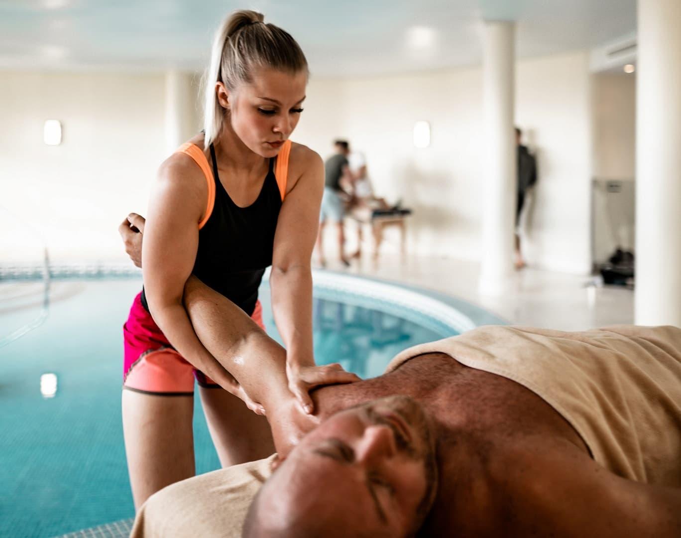 Sports Massage Courses in Australia
