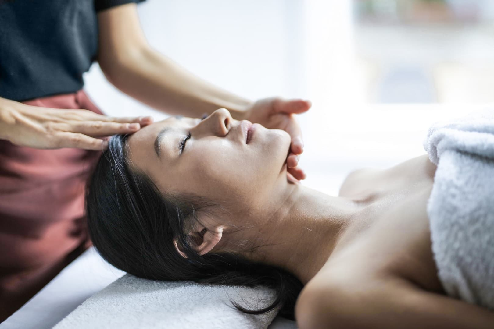 Indian Head Massage Courses in Australia