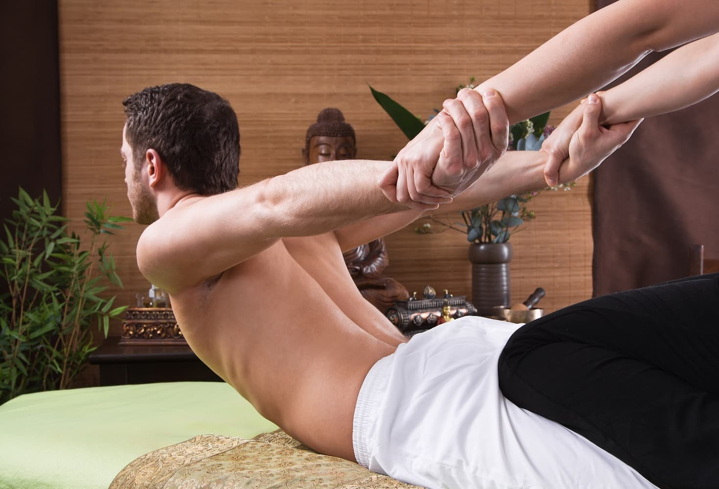 What is Thai massage?