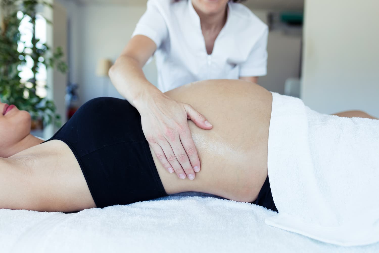 What is pregnancy massage?