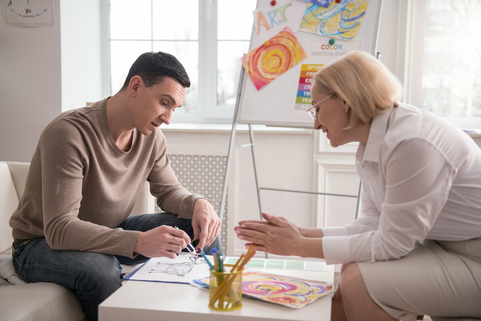 Art Therapy Online in Australia