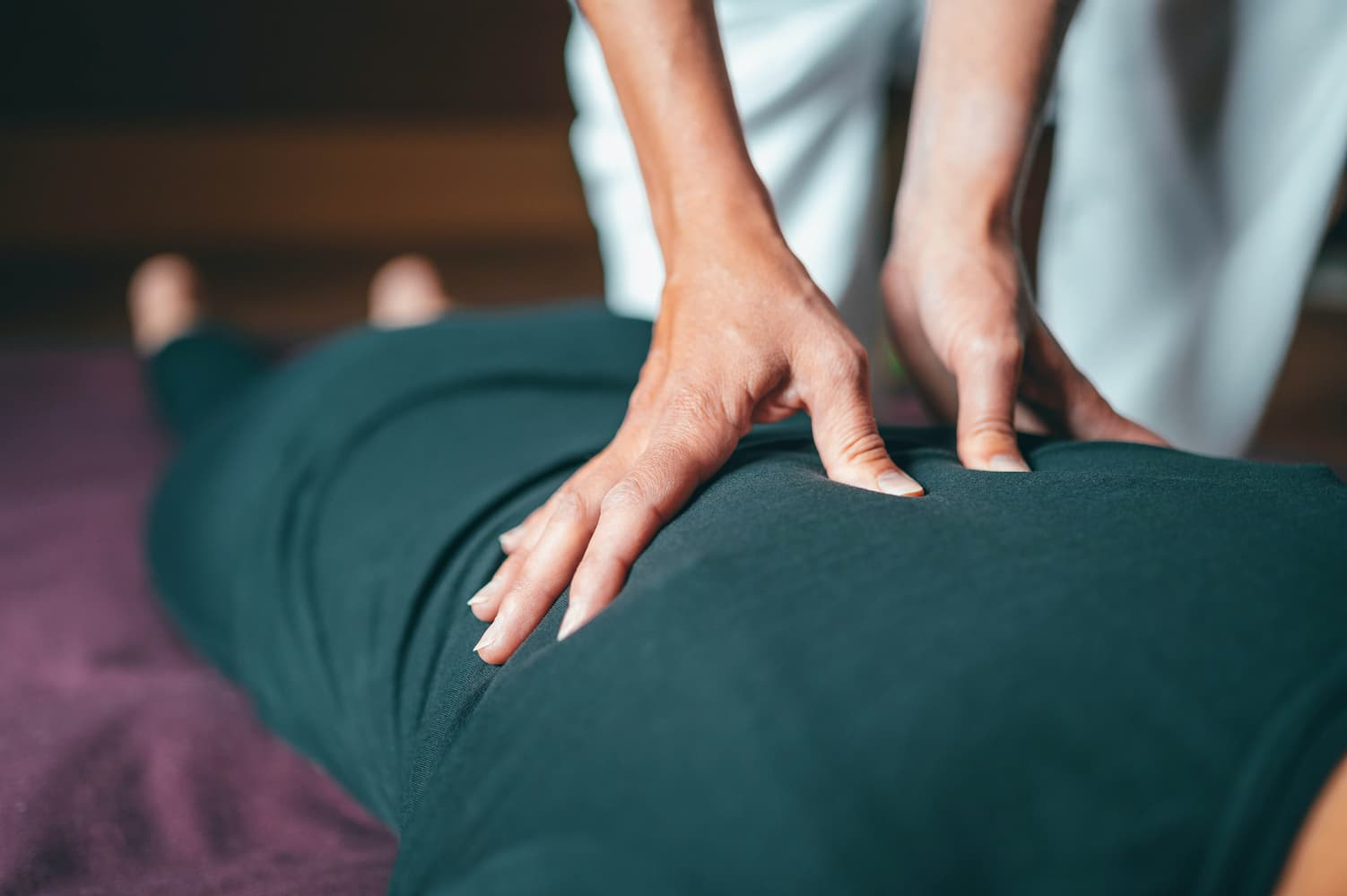 What is trigger point therapy?