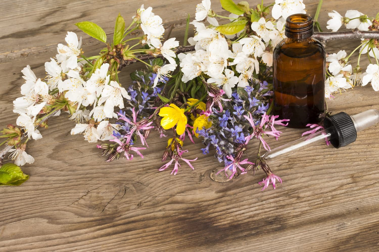 What are flower essences?